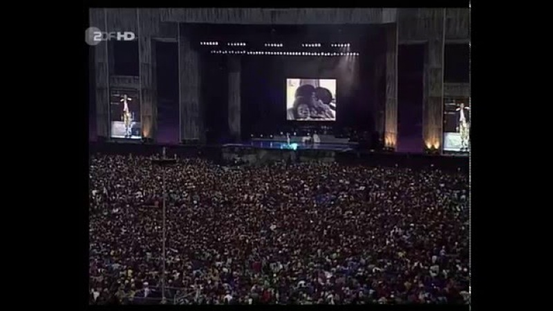 History Tour Live in Munich 1997