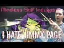 MSI - I Hate Jimmy Page - Drum Cover