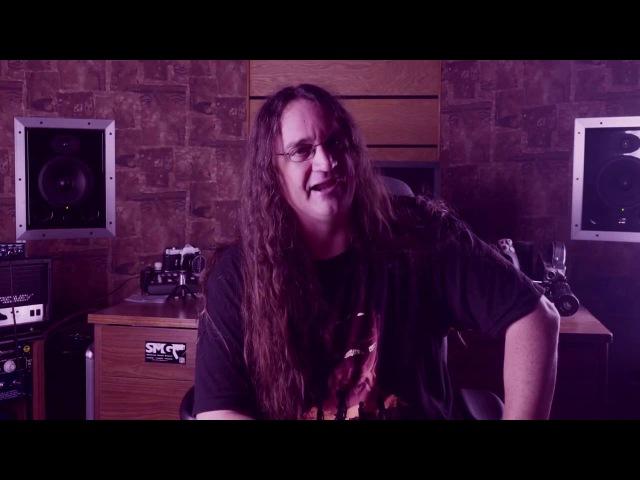 Как записать тяжелые гитары - Часть 1 - Гленн Фрикер | TUTORIAL 01-13