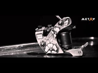 Говорящие татуировки. Часть 3. История создания татуировочных машин.