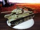 Soviet medium AFV T-34-76 1943 Советский Т-34-76 Везеринг