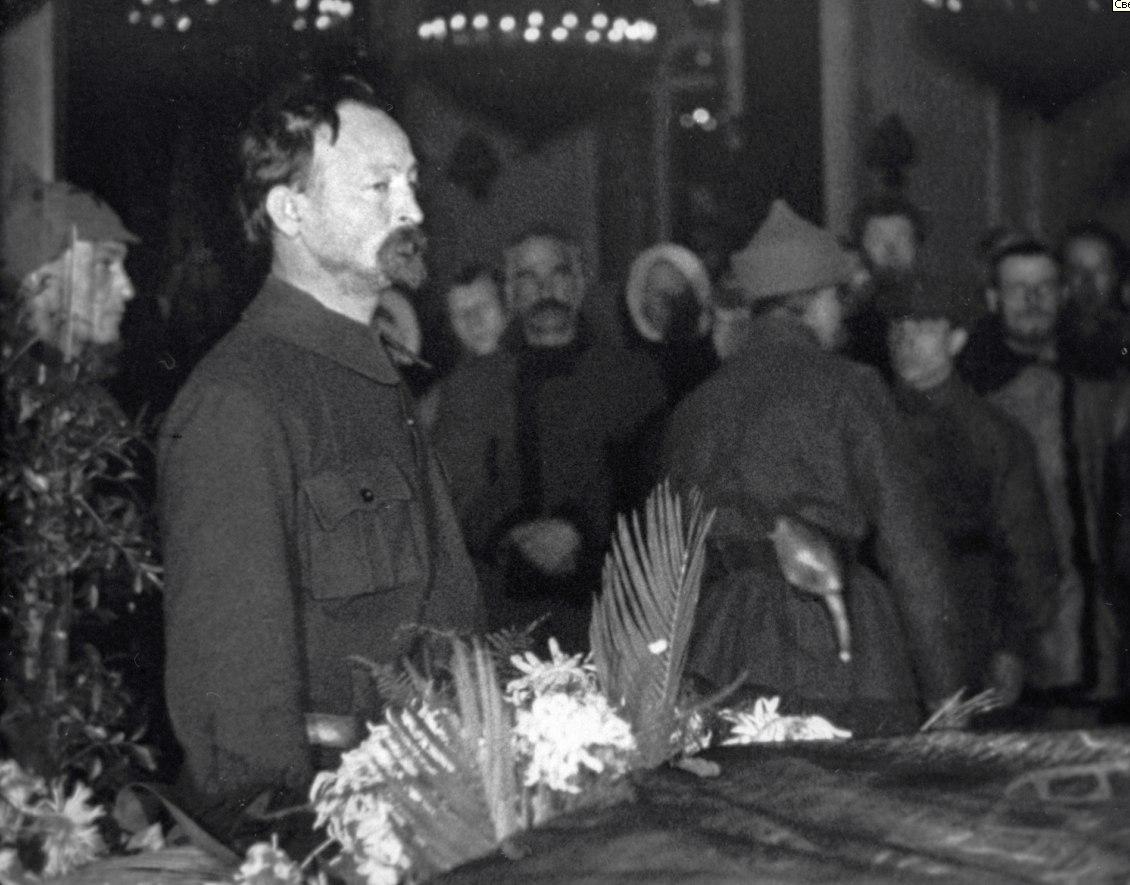 Похороны Феликса Дзержинского, июль 1926 года