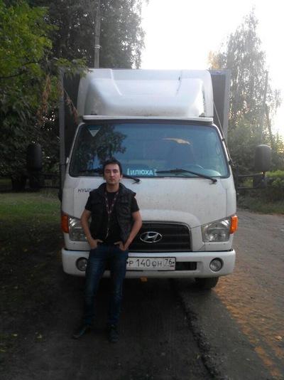Илья Махолин