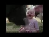 Самый заразительный детский смех!!!