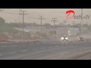 Сумасшедший Араб на Lexys LX 570