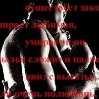 Анкета Владимир Глушков