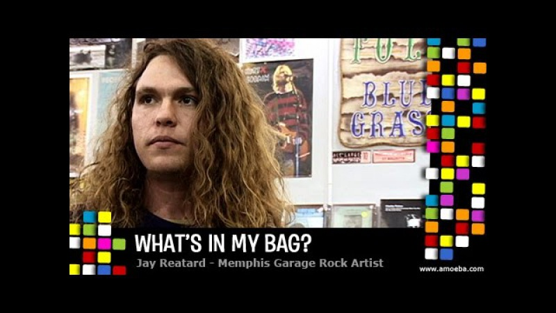 Jay Reatard What's In My Bag