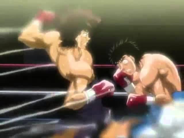 Hajime no Ippo-Hekireki
