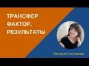 Трансфер фактор. Результаты Наталья Статникова, педиатр, иммунолог, Алматы