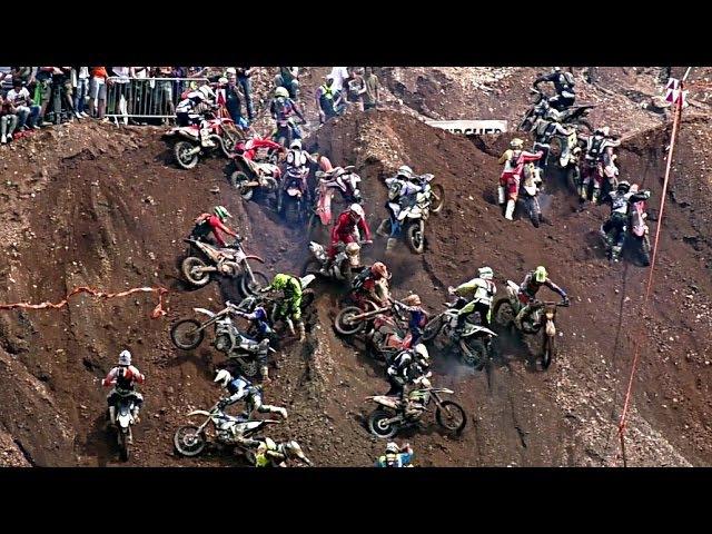 Erzberg Rodeo 2016 First Hills Tons of Fails