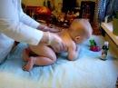 Детский общеукрепляющий массаж для детей 6 9 месяцев