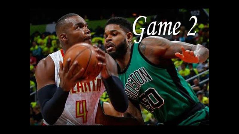 Boston Celtics Vs Atlanta Hawks | Game 2 | Full highlights | NBA Playoffs April 19, 2016
