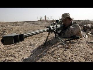 Антиснайперская винтовка - АСВК