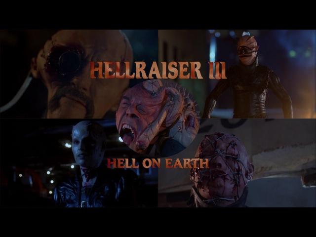 Обзор на фильм Восставший из ада 3: Ад на Земле