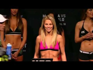 Top Sexiest Moments in MMA (WOMAN 2016)
