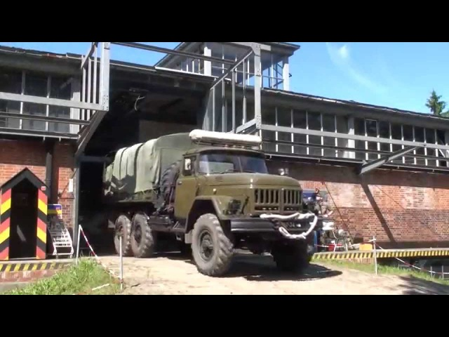 ГДР Ютербог фестиваль военной техники 2014 БМП 1 ЗИЛ 131 БAT M ННА ГДР ГСВГ ЗГВ Вюнсдорф