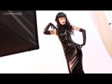 Deborah de Vil Latex Photoshoot | LatexFashionTV