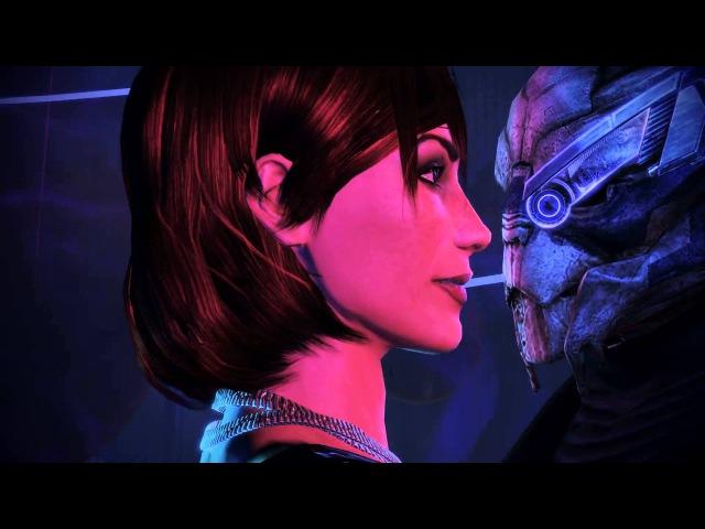 Mass Effect 3: Citadel - Shepard and Garrus Tango Dance