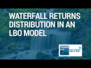 Waterfall Returns Distribution in an LBO Model