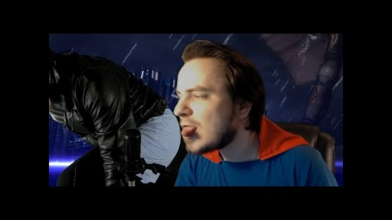 BatDAN VS SuperMAD