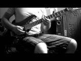 steelheart - she's gone - Guitar solo Cover by - Sherif Salim