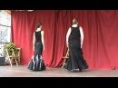 Tientos por tangos festival andalou 2011 Luna Flamenca