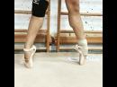 "Ionela Bobrischew on Instagram: ""Strong and beautiful feet are very important in RG - loving hers ❤ @jaswong03  #rg #rhythmic #gymnastics #ballet #dance #rhythmicgymnastics…"""