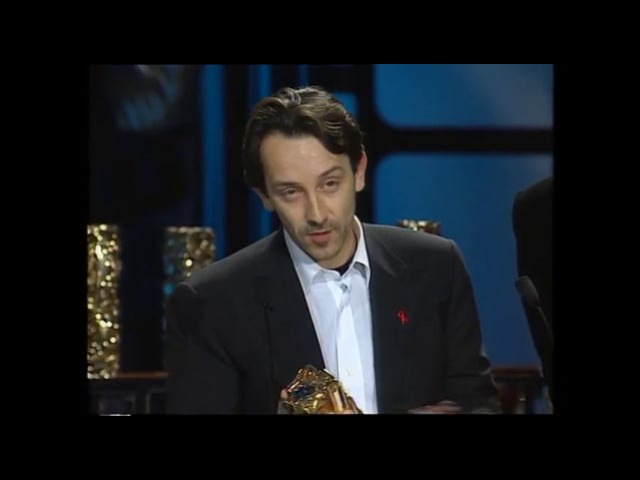 Jean-Hugues Anglade, César du Meilleur Acteur dans un Second Rôle dans LA REINE MARGOT