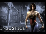Injustice: Gods among us - Чудо-женщина vs. Джокер (Co-op с Don-Kokozом)
