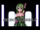 [MMD] ECHO (AudioNeko ft. Elli Russian vocal remix)[Gumi, IA, Rin] DL