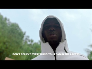 Paul Pogba is Manchester United player as Adidas confirms with this ad