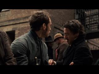 Шерлок Холмс/Sherlock Holmes (2009) Трейлер (русский язык)