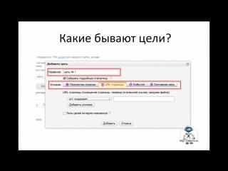 Урок 32׃ Как настроить цели в Яндекс.Метрике