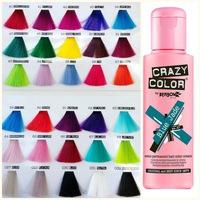 Цветные краски для волос crazy color