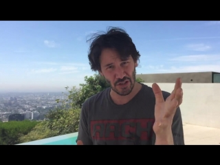 Keanu Reeves: Who the F*@% is Frank Zappa