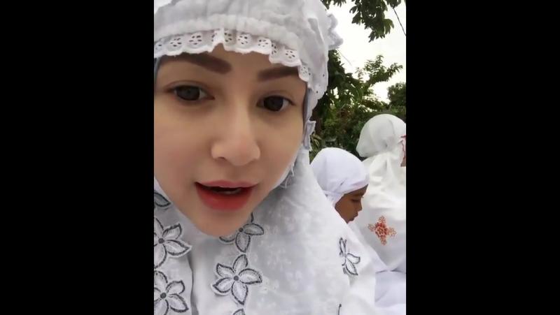 Shalat Idul Fitri Tadi, mohon maaf lahir dan batin :)