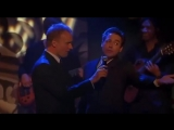 Sting and Robert Downey Jr. Every Breath You Take (on