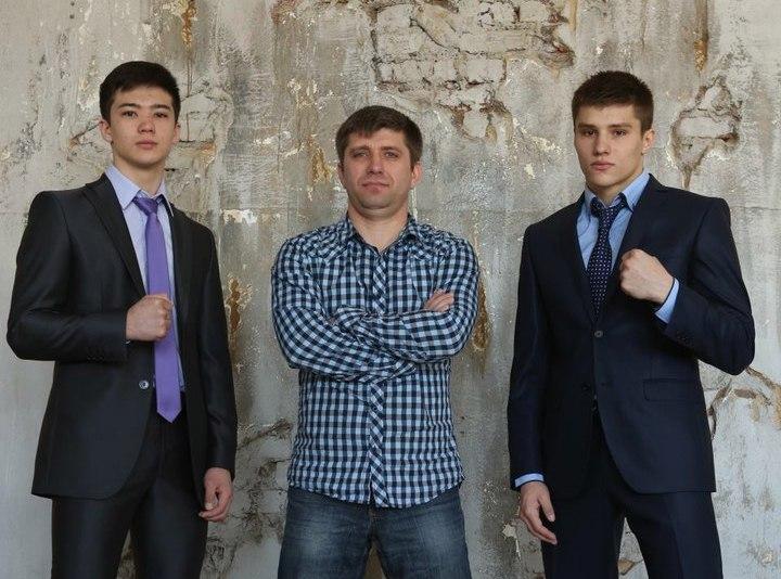 Завтра Влад Туйнов и Сергей Чадин проведут свои очередные профпоединки