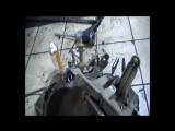 Фиат Дукато (Fiat Ducato) замена сцепления