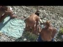 Нудизм. Две голые женщины-нудистки