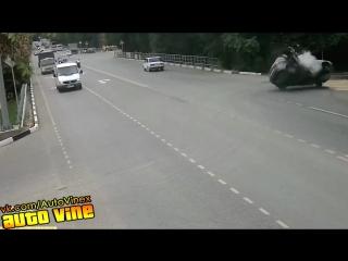 Auto vines #256 - moto crash (1)