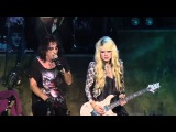 Alice Cooper Orianthi He's Back (The Man Behind the Mask) live 2012
