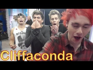 Cliffaconda - Michael Clifford