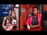 PT. 2 Alyssa Milano Talks Mistresses on Sway in the Morning