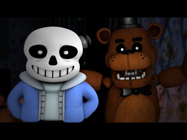 Undertale vs Five Nights at Freddy's JMB Rap Battle