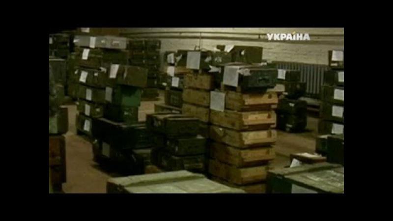 На Рівненщині армійці у тилу відкривають склади зброї