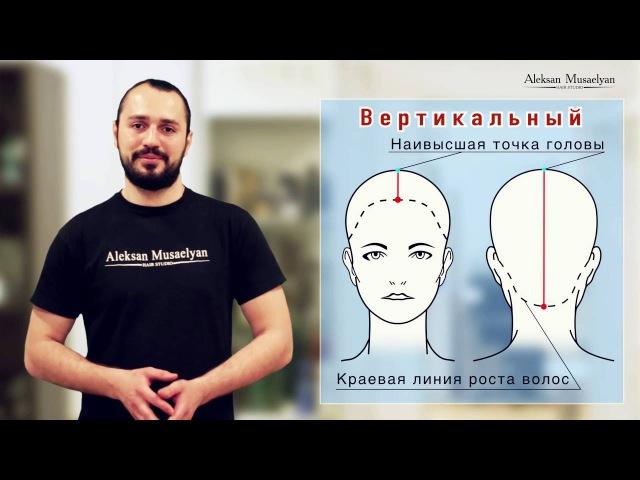 Алексан Мусаелян Семь этапов стрижки