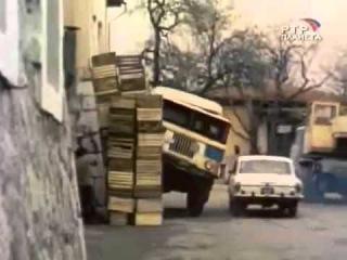 Крысы или ночная мафия (1991) - car chase scenes