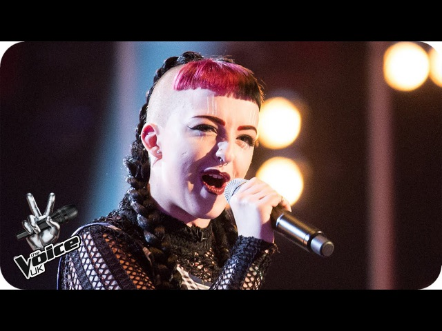 Cody Frost performs 'Another Brick In The Wall': Knockout Performance - The Voice UK 2016