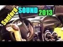 SEXY Ford COBRA Mustang GT Show Cars w/ Alpine Type-R Sub FLEX   Sanford Sound Car Audio 2013